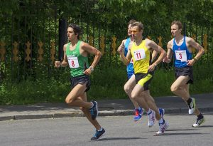 Run. Sport for All.